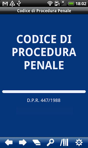 IT Code of Criminal Procedure