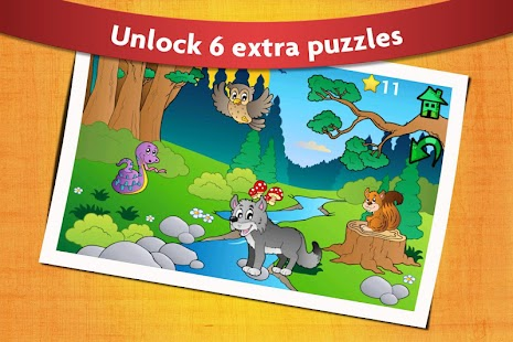 Peg Puzzle Games for Kids Free - screenshot thumbnail