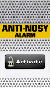 Anti-Nosy Alarm screenshot 5