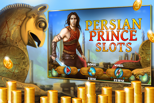 Slot Machine Persian Prince