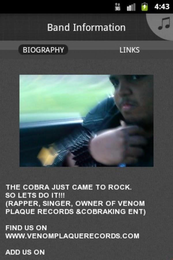 Cobraman - screenshot
