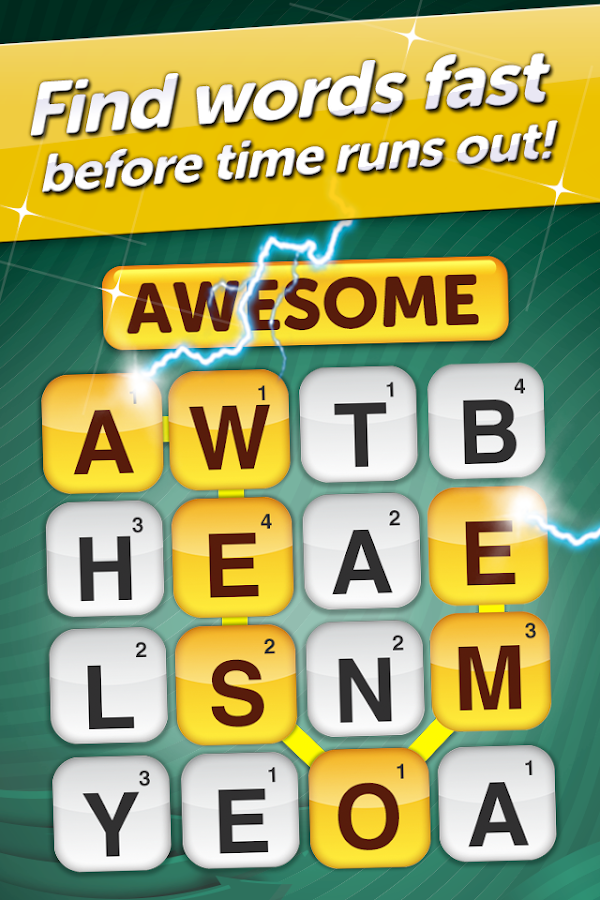 Letters In Words With Friends Fast Play