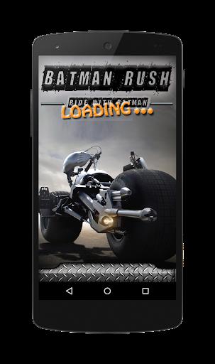 Batman Rush:Ride With Batman