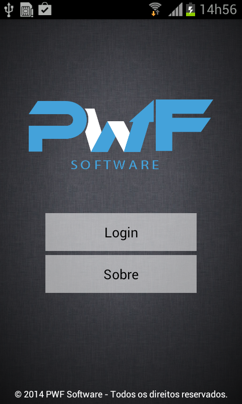 PWF Pedidos- screenshot