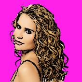 Curl Hair - hairstyle