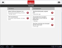 Screenshot of Adecco Nederland