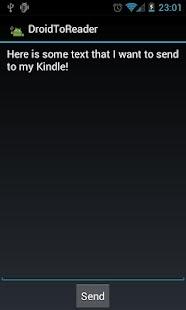 DroidToReader- 스크린샷 미리보기 이미지