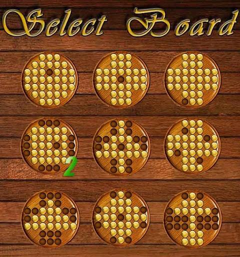 【免費解謎App】Tibet Checkers (Peg Solitaire)-APP點子