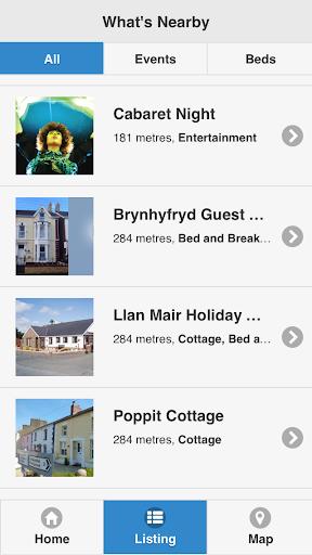 Tourism Cymru