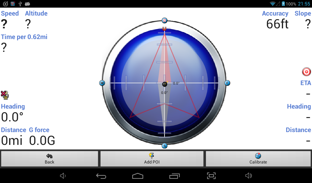 Compass: GPS, Search, Navigate- screenshot