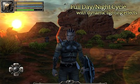 Aralon Sword and Shadow 3d RPG Screenshot 1