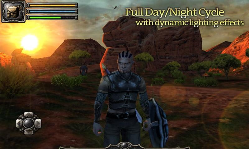 Aralon Sword and Shadow 3d RPG- screenshot