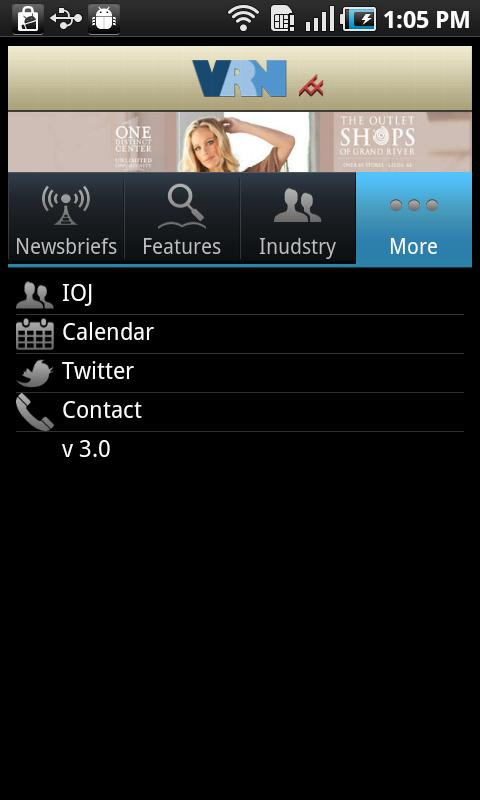 ICSC VRN - screenshot