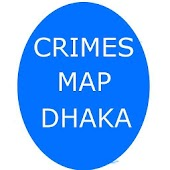 Crimes Map Dhaka