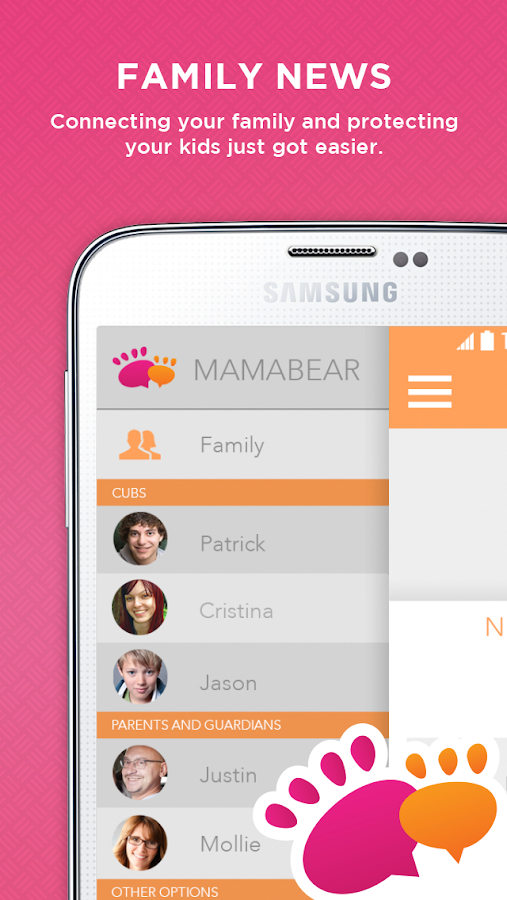 MamaBear Family Safety - screenshot