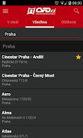 Screenshot of ČSFD.cz