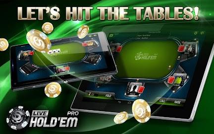 Live Hold'em Pro – Poker Games Screenshot 36