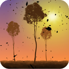 Autumn Forest Live Wallpaper icon