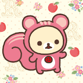 Rilakkuma twippa for Facebook