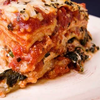 Italian Lasagna With Ricotta Cheese Recipes.