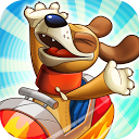 Nutty Fluffies Rollercoaster APK