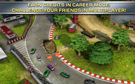 Reckless Racing 2 Screenshot 1