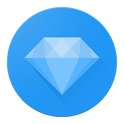 Gem Flat CM12 Theme icon