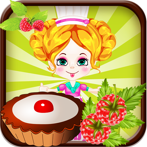 RaspBerry Tart Cooking Games LOGO-APP點子