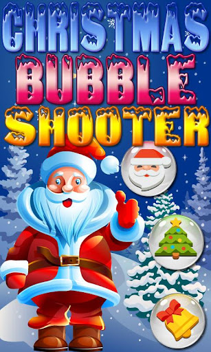 Christmas Bubble Shooter