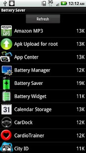 Battergizer Battery Saver- screenshot thumbnail