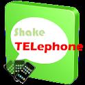 쉐이크 텔 Shake Telephone logo
