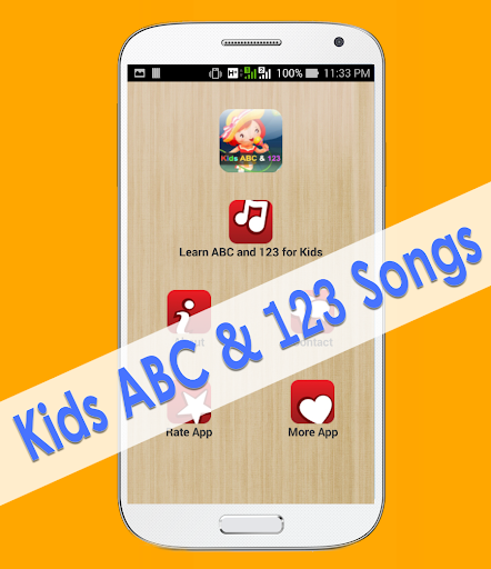Kids ABC 123 Songs