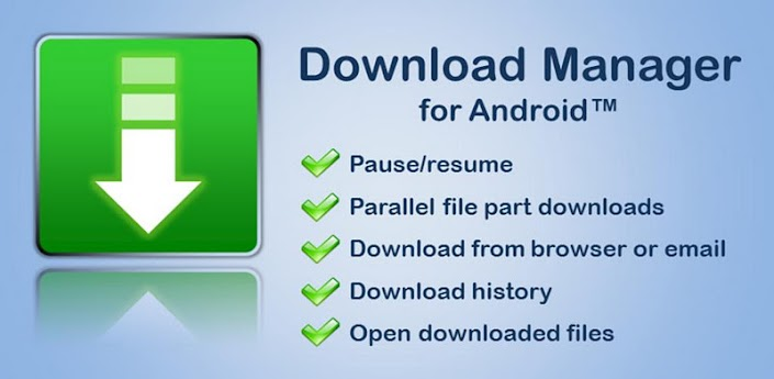 Download Manager for Android v2.1.3