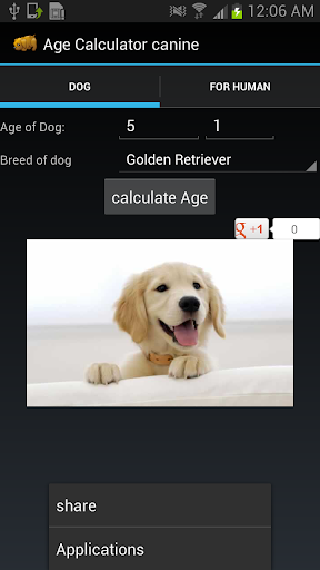 【免費娛樂App】年齡計算器狂叫-APP點子