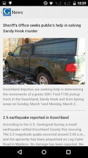 The Goochland Gazette - náhled