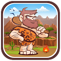 Crazy Caveman Chase icon