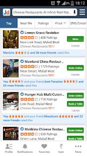 JD Justdial-Order, Shop Online - screenshot thumbnail