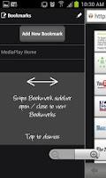 Screenshot of Belkin MediaPlay