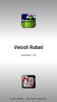 Screenshot of Veicoli Rubati