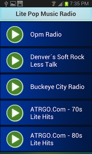 Lite Pop Music Radio
