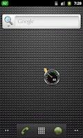 Screenshot of URSafe Battery Meter
