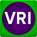 Purple VRI logo