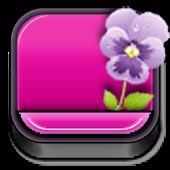 THEME - Bliss Berry Flower