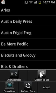 Austin Food Trailers screenshot 0