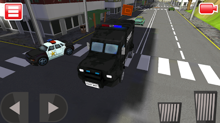Police Car Simulator in 3D 1.0 screenshot 99088