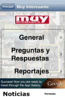 Revistas - screenshot thumbnail