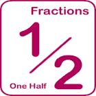 Decimal Into Fraction icon