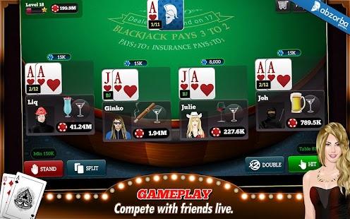 BlackJack 21 - screenshot thumbnail