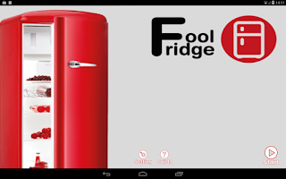 Screenshot of FoolFridge