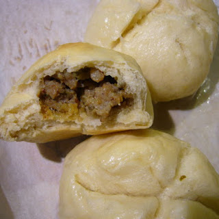Sausage and Fennel Buns.
